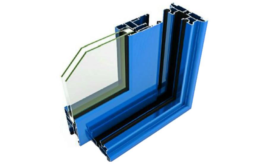 alumed gpr 120 correderas sistemas de aluminio para la construccion