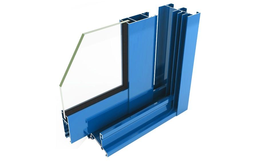 elite puerta correderas sistemas de aluminio para la construccion alumed