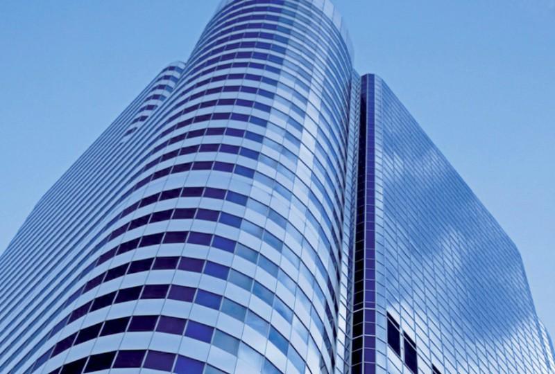 aluminio y construcción edificio sistemas alumed alicante