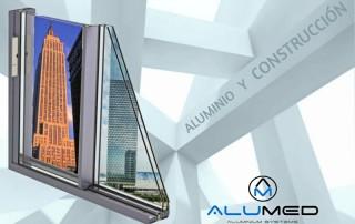 aluminio y construcción sistemas alumed alicante