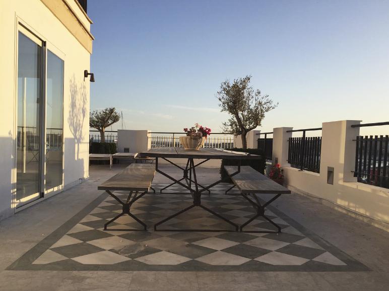 proyecto apartamento vivienda mallorca sistemas de aluminio para la construccion alumed 5
