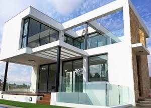 proyecto vivienda unifamiliar diseno moderno sistemas de aluminio para la construccion alumed alicante 2