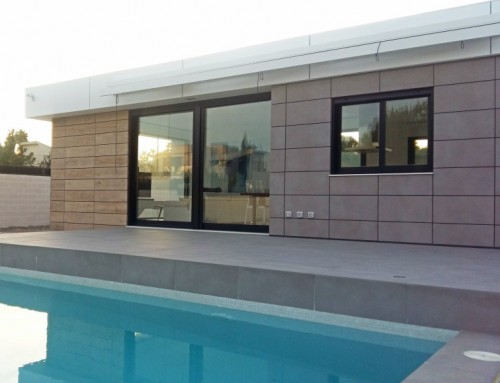 Chalet residencial