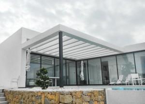proyecto unifamiliar minimalista alicante sistemas de aluminio para la construccion alumed 2
