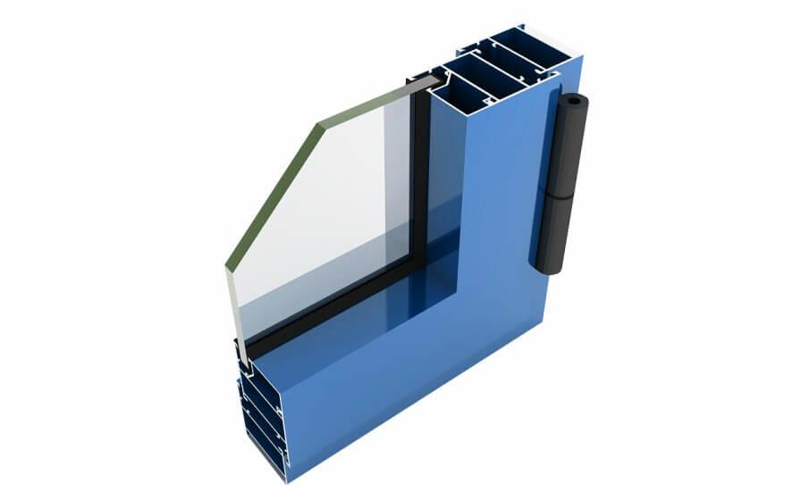 alumed 40 20 abisagradas sistemas de aluminio para la construccion alumed alicante
