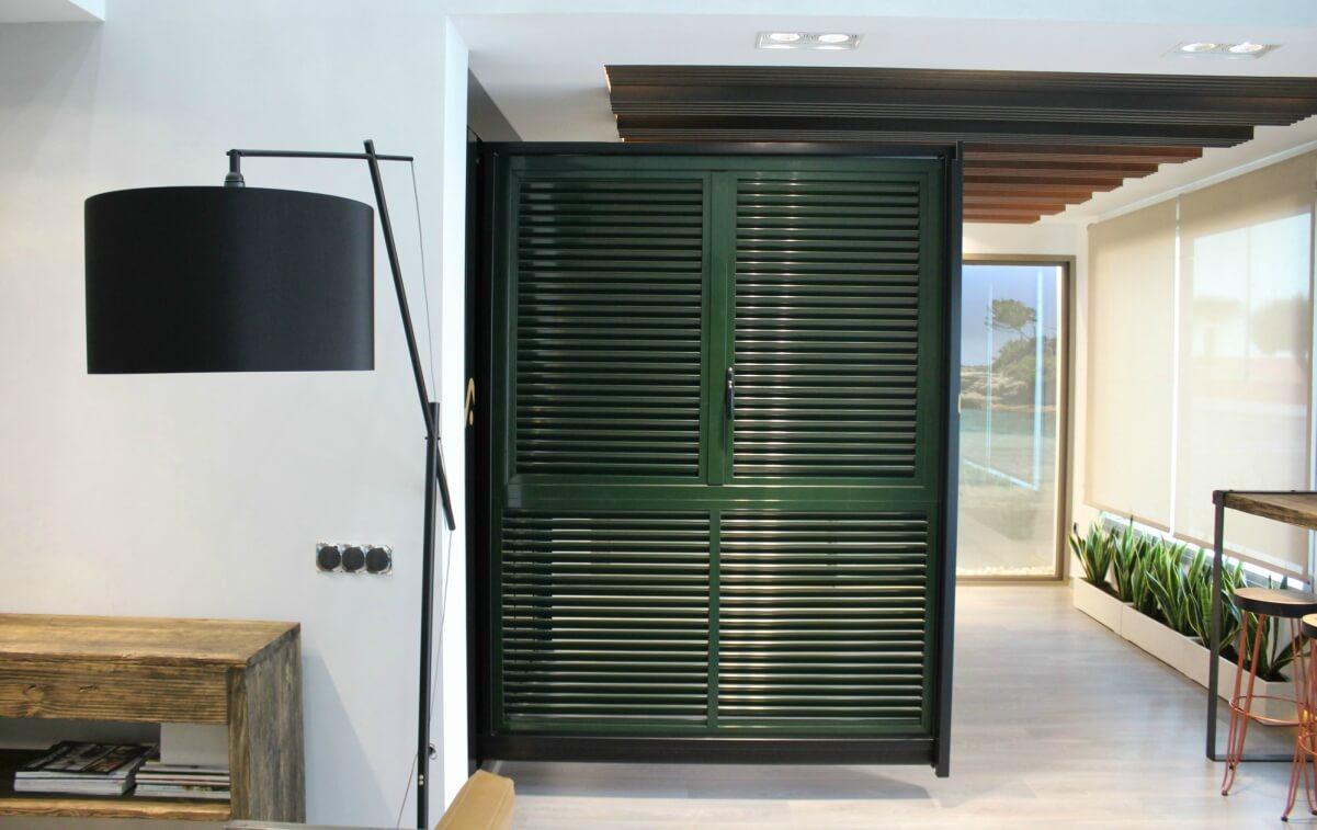 sistemas de aluminio para la construccion alumed aluminium systems alicante showroom 6 ventana