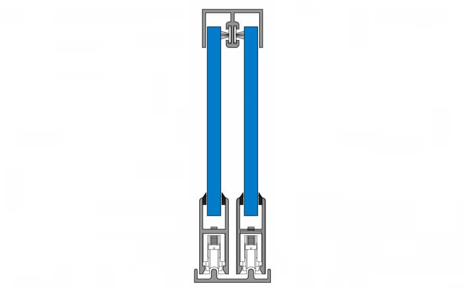 vitrina y varios productos sistemas de aluminio para la construccion alumed aluminium systems alicante