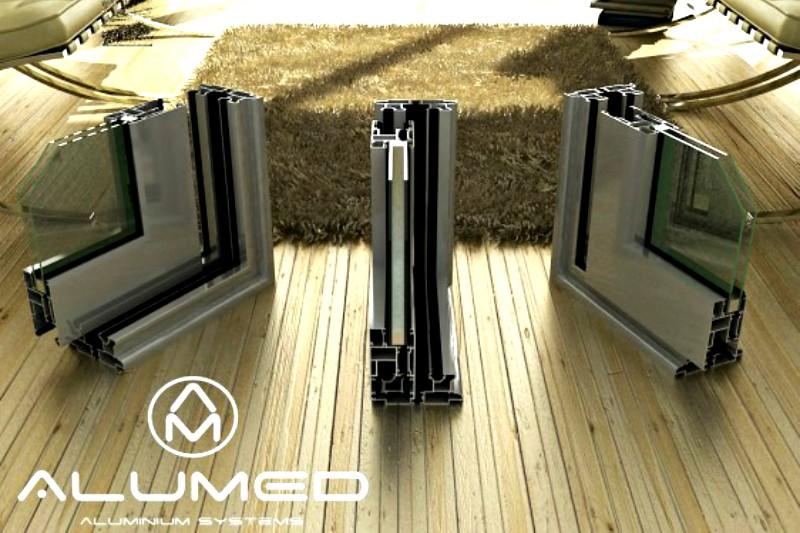 aluminio para la construcción arquitectura ventanas de aluminio alumed aluminium systems alicante esquineros