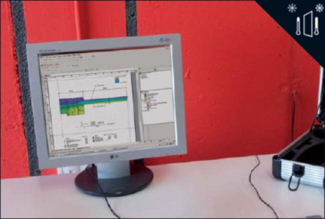 ensayo y calculo transmitancia termica ventana sistemas de aluminio para la construccion alumed aluminium systems alicante