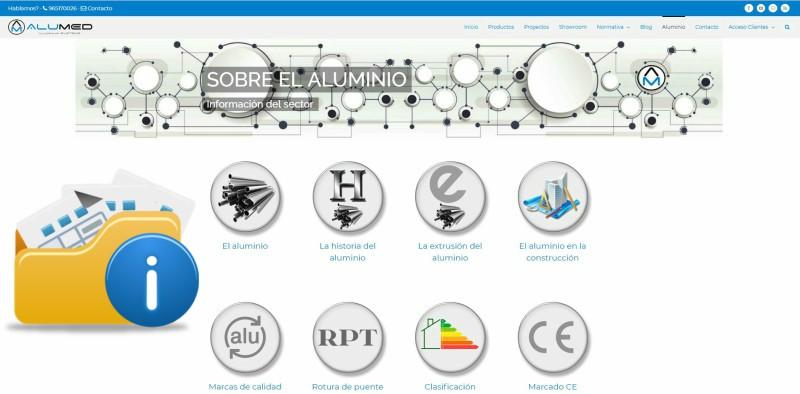marcado ce ensayos normativa ventanas de aluminio alumed aluminium systems alicante web 2