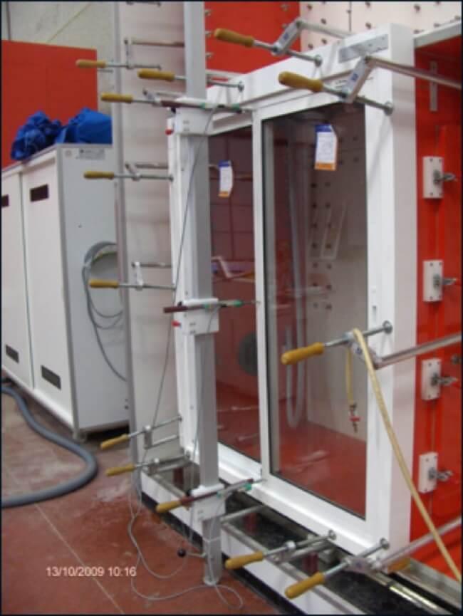 posicion de los transductores de desplazamiento sistemas de aluminio para la construccion alumed aluminium systems alicante