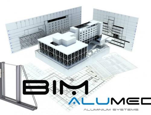 BIM · ALUMED · BUILDING INFORMATION MODELING