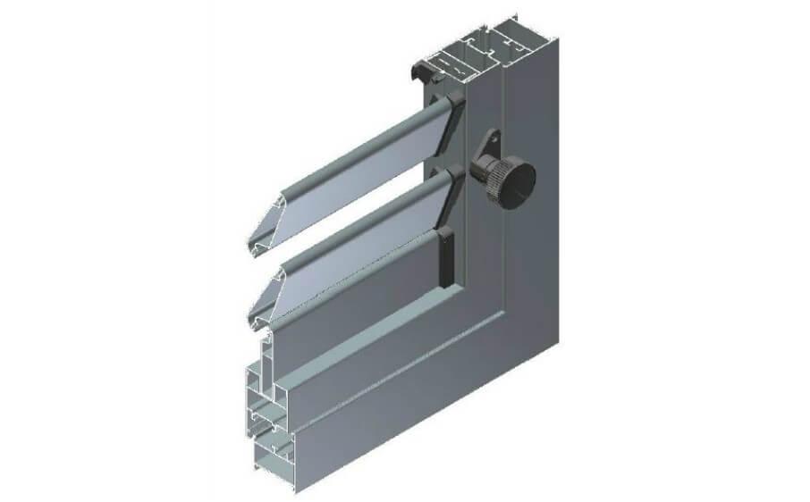 mallorquina alumed 40 mallorquinas producto sistemas de aluminio carpinteria para la construccion alumed alicante