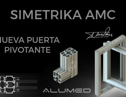 Simetrika AMC · Serie Pivotante – Abisagrada · Gama AMC