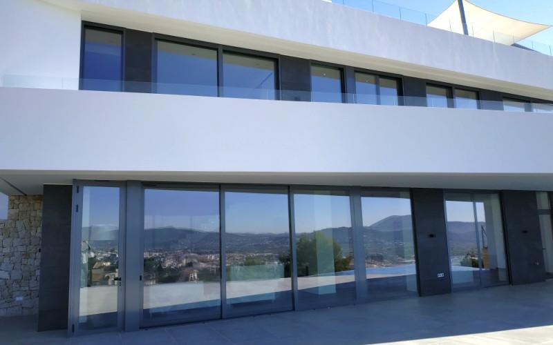 ventanas de aluminio alicante sistemas de aluminio para la construcción alumed edificio