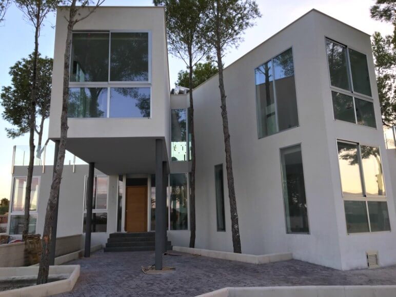 ventana corredera tecknica thermic abisagradas omega thermic proyecto 15 sistemas de aluminio para la construccion alumed aluminium systems alicante 1