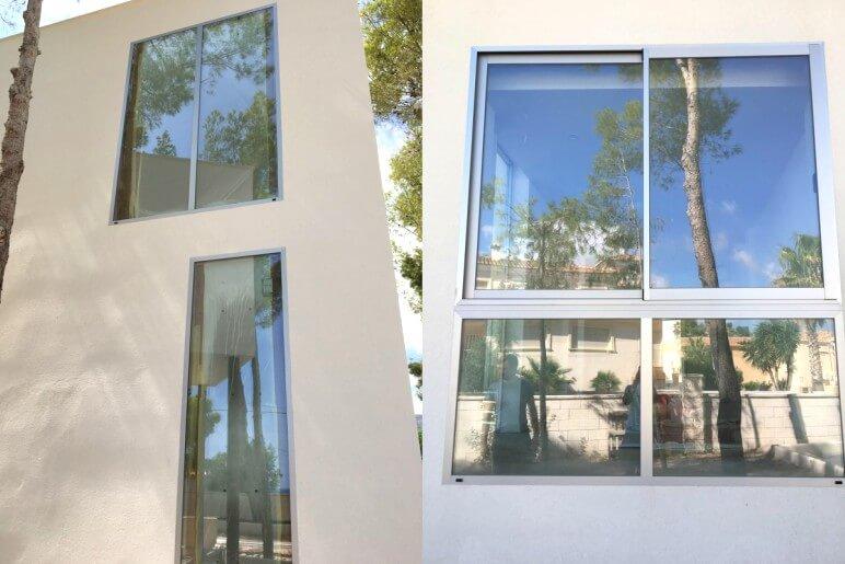 ventana corredera tecknica thermic abisagradas omega thermic proyecto 15 sistemas de aluminio para la construccion alumed aluminium systems alicante 2