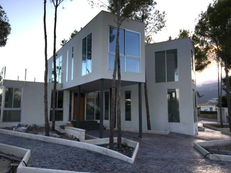 ventana corredera tecknica thermic abisagradas omega thermic proyecto 15 sistemas de aluminio para la construccion alumed aluminium systems alicante 4