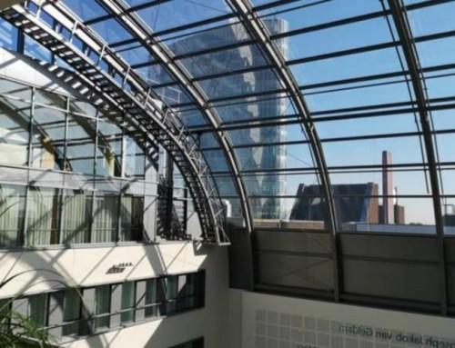 Sistemas de Aluminio y Envolvente Arquitectónica