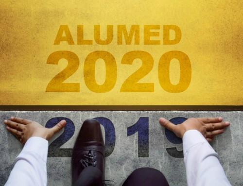 Alumed 2020 · Con el rumbo en aluminio