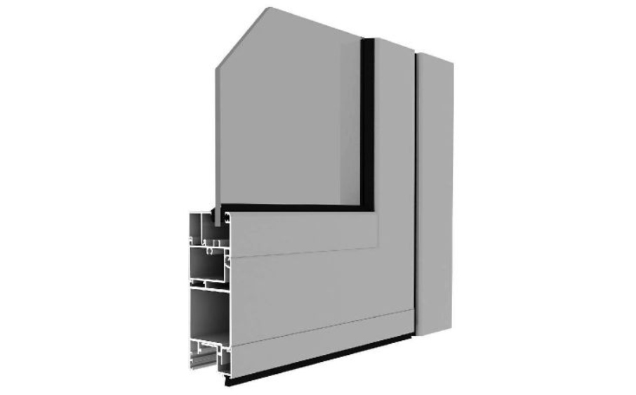 alumed 58 abisagradas producto sistemas de aluminio carpinteria arquitectura para la construccion alumed alicante