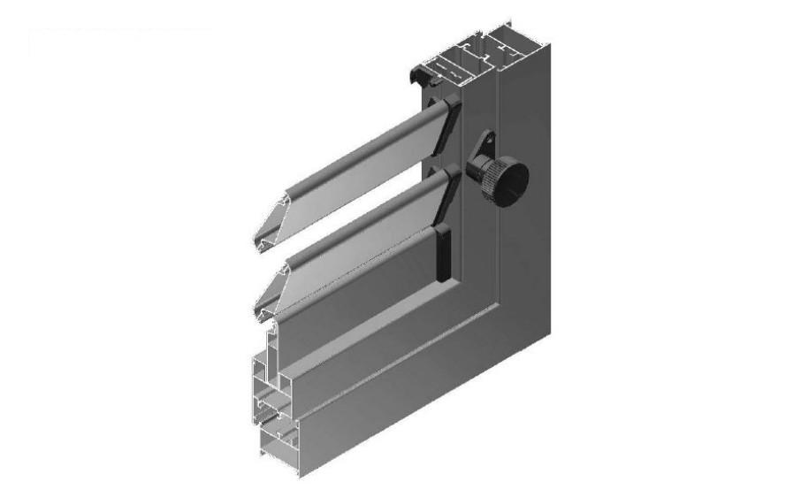 mallorquina 40 20 mallorquinas producto sistemas de aluminio carpinteria arquitectura para la construccion alumed alicante
