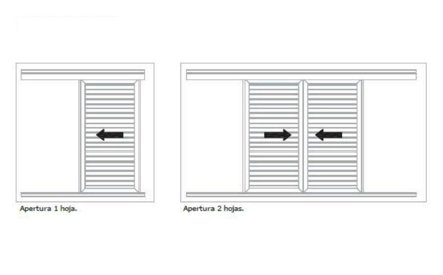 mallorquina extramuro mallorquinas opciones apertura sistemas de aluminio carpinteria arquitectura para la construccion alumed alicante