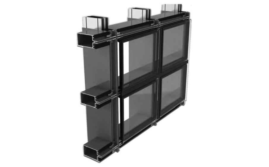 muro cortina varios producto sistemas de aluminio carpinteria arquitectura para la construccion alumed alicante