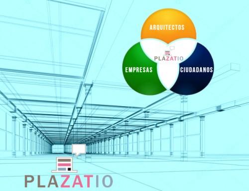 Plazatio · Envolvente arquitectónica para empresa, arquitectura y sociedad