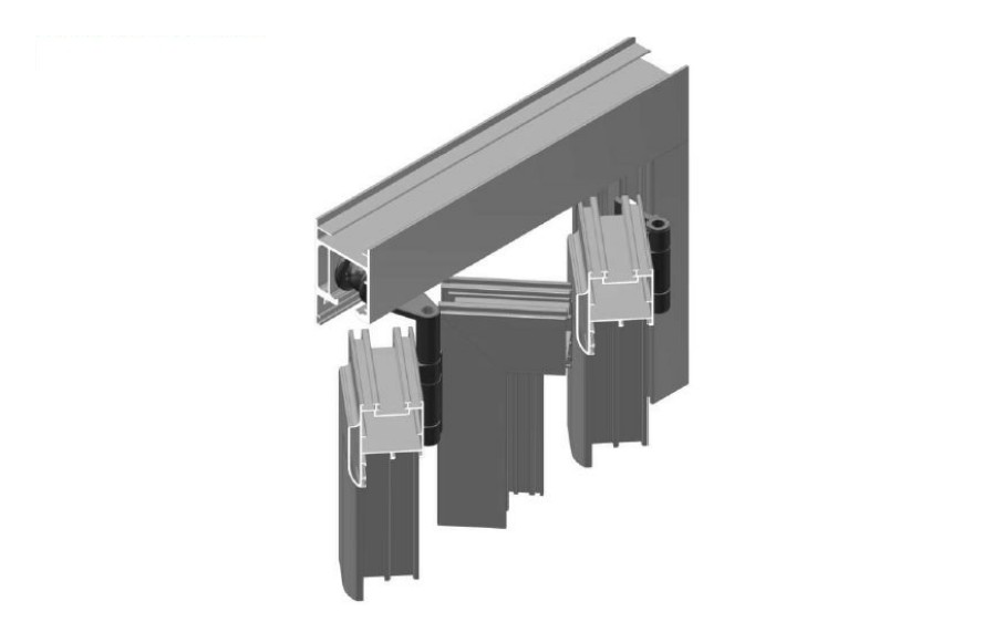 plegable cala producto sistemas de aluminio carpinteria arquitectura para la construccion alumed alicante
