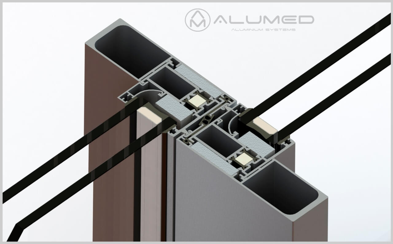 supra amc correderas producto sistemas de aluminio carpinteria arquitectura para la construccion alumed alicante