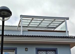 techo de cristal proyecto 20 sistemas de aluminio para la construccion alumed aluminium systems alicante 1